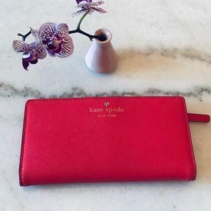 🎀Final Price🎀 Kate Spade Cam St Snap Wallet